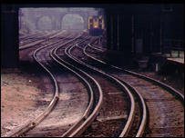 Train tracks (generic)