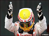 Hamilton es líder en solitario del Mundial de F1.