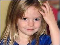 Madeleine McCann