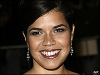 Ugly Betty star America Ferrera