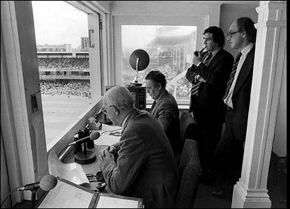 The TMS team in 1981