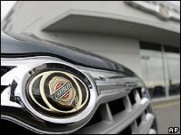 Automóvil Chrysler