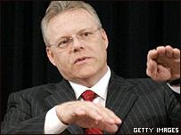 Tom LaSorda, presidente ejecutivo de Chrysler