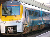 Arriva train (picture: Arriva Trains Wales)
