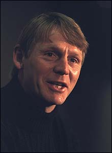 Pearce pictured in 1996