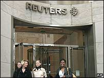 Reuters headquarters in London