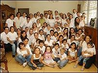 Familia Parra Barreiro