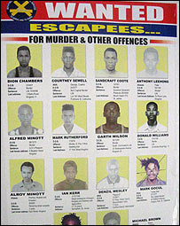 Crime poster