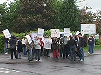 Havant College strike