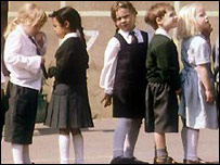 Primary school pupils (generic)
