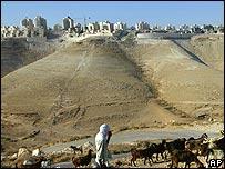 Israeli settlement outside Jerusalem