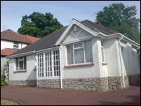 House in Bettws-y-Coed Road, Cyncoed, Cardiff