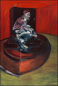 Francis Bacon's Study from Innocent X