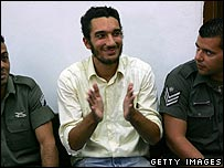 Julian Soufir in court