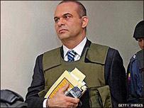 Salvatore Mancuso llega a la fiscal�a