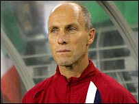 New US coach Bob Bradley