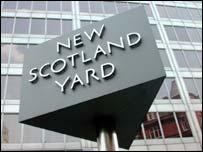 New Scotland Yard HQ