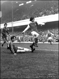 A moment of Marinello magic for the Arsenal fans