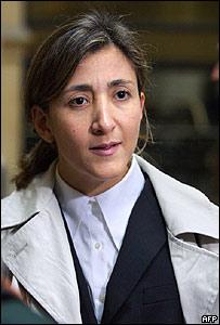 Ingrid Betancourt, ex candidata presidencial secuestrada