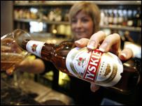 SABMiller's Tyskie beer