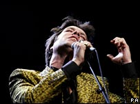 Rufus Wainwright in concert in London