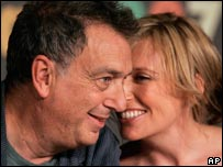 Cannes judges Stephen Frears and Toni Collette