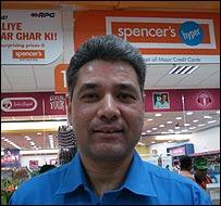 Spencer's Vice President Samar Shekhawat