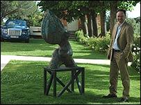 Rolls-Royce Motor Cars chief executive Ian Robertson