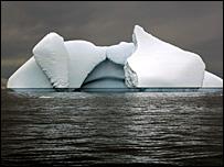 Iceberg en el Oc�ano Ant�rtico