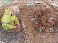A2 Roman remains