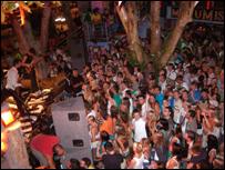 Bar M in Ibiza