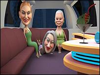 More stills from CGI UK