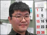 Tsutomu Tamura. Image: BBC