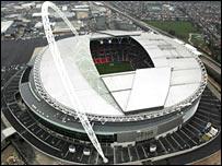 El nuevo estadio de Wembley