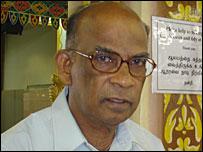 Nagendram Seevaratnam