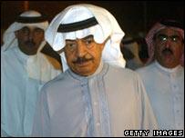 Bahrain's Prime Minister Sheikh Khalifah bin Salman al-Khalifah