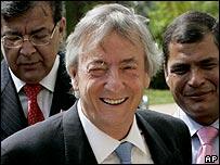 President Kirchner