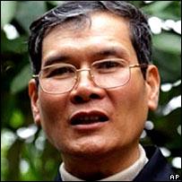 Father Nguyen Van Ly (file image)