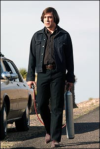 Anton Chigurh, plain killer (