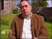 Alex Salmond MSP