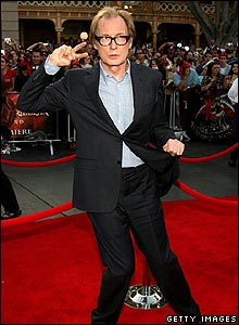 Bill Nighy at premiere of Pirates of the Caribbean: At World's End