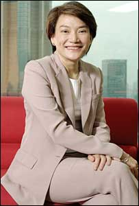Standard Chartered China CEO Katherine Tsang