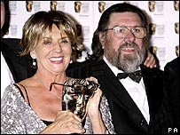Sue Johnston and Ricky Tomlinson