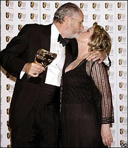 Jim Broadbent and Brenda Blethyn