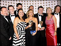 The Bafta-winning Granada Reports team