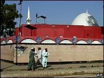 Lal Masjid (Red Mosque), Islamabad