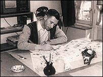 Georges Remi 'Hergé'