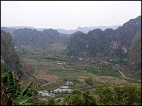 Viengxay Valley, Laos, 2007