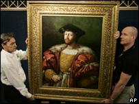 Raphael's portrait of Lorenzo de' Medici