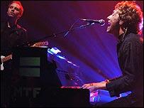 Coldplay, an EMI artist